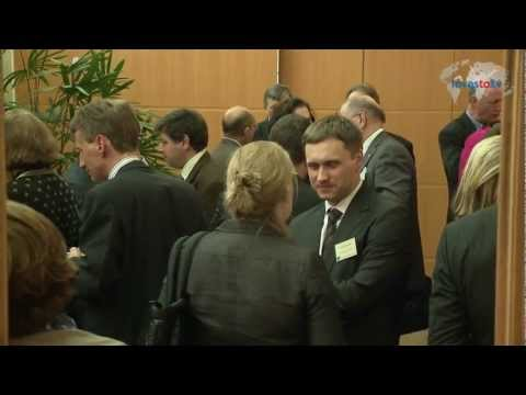 International Conference at the Brussels Stock Exchange and Investors' Week 2012 in Ljubljana