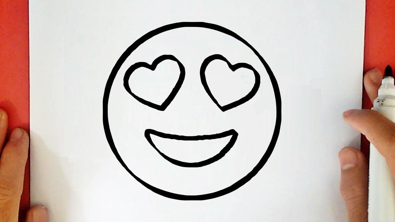 Comment dessiner un emoji amoureux [PUNIQRANDLINE-(au-dating-names.txt) 61