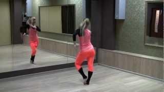 Танцы для похудения (бесплатный урок) - 2