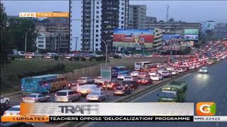 It's a new dawn. It's a new day: Traffic updates #DayBreak