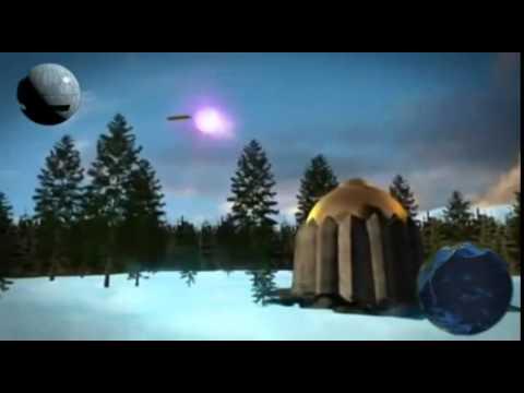 Alien Buildings in Russia - Alien Star Wars - Domes in Siberia