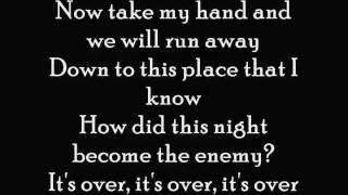 The Cab - Take My Hand Remix ft. Cassadee Pope lyrics