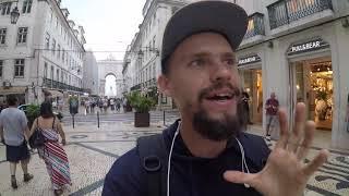 Лиссабон - Португалия | Один день из моего путешествия