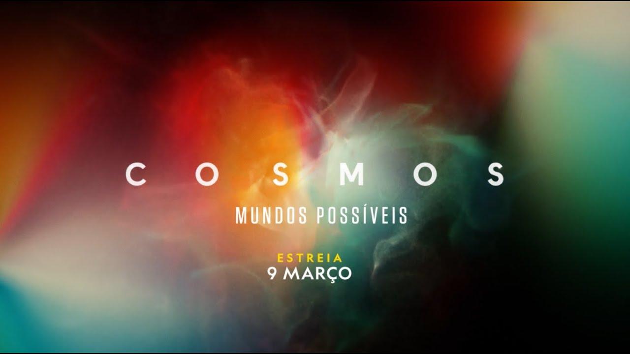 National Geographic | Cosmos: Mundos Possíveis - Estreia 9 de março
