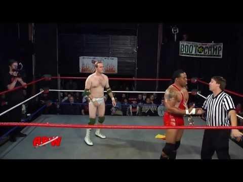 Perry Von Vicious vs. Damien Grundy