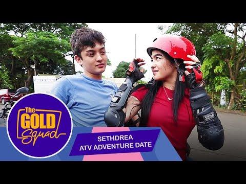 SETHDREA ATV ADVENTURE DATE | The Gold Squad