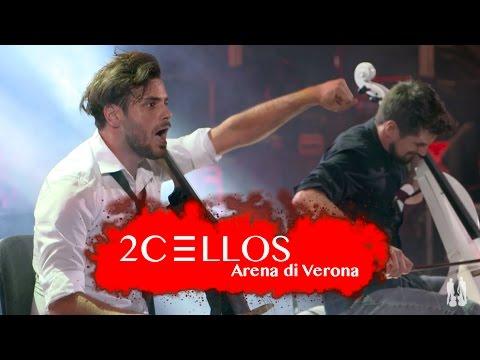 2CELLOS - Voodoo People (live @ Arena di Verona 2016)