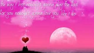 Nobody will love you like i do Stevie hoang song lyrics
