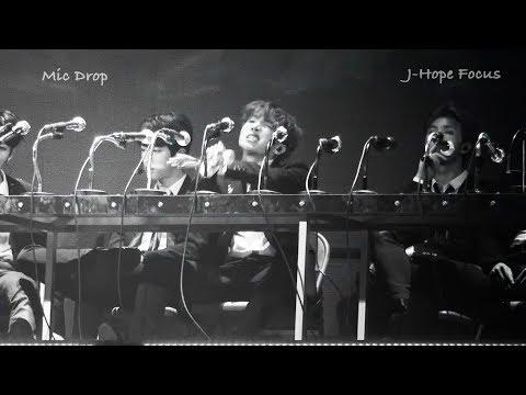 171225 SBS 가요대전  방탄소년단 4K Mic Drop 제이홉 직켐 J-Hope Focus