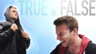 WELCHE STORY IST WAHR? | True or False | junggesellen