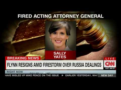 Sally Yates Warned the White House About Flynn