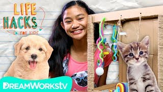 Pet Hacks | LIFE HACKS FOR KIDS