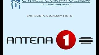 Radio Antena1 - Museu do Barbeiro e Cabeleireiro, com Joaquim Pinto Pinto