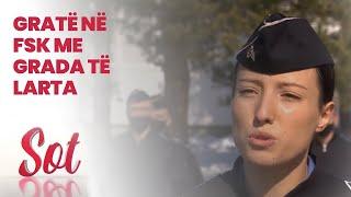 Gratë në FSK me grada të larta 17 02 2021