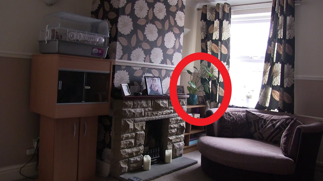 Ghost Caught In My Living Room   YouTube Part 2