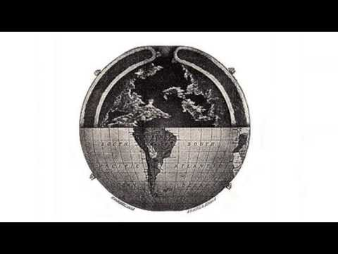 HOLLOW EARTH PROOF / Real Life Story Of Olaf Jansen's Travles To Hollow Earth