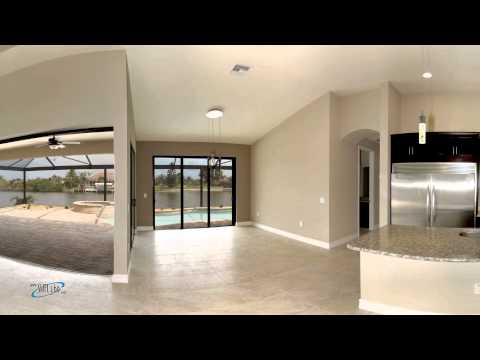 New Construction -250 Gulf Access Canal - Pool Spa Home