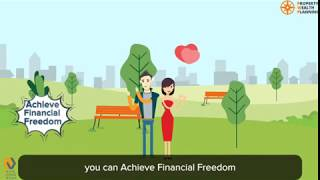 How to Achieve Financial Freedom thru Property Wealth Planning.