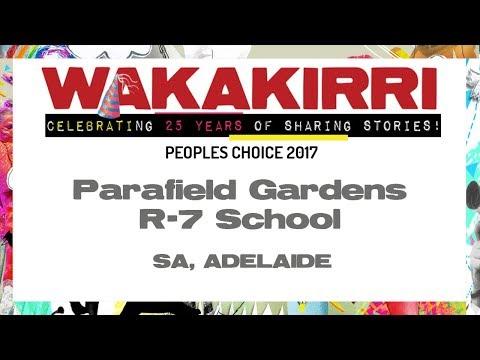 Parafield Gardens R 7 School | Peoples Choice 2017 | SA, Adelaide | WAKAKIRRI