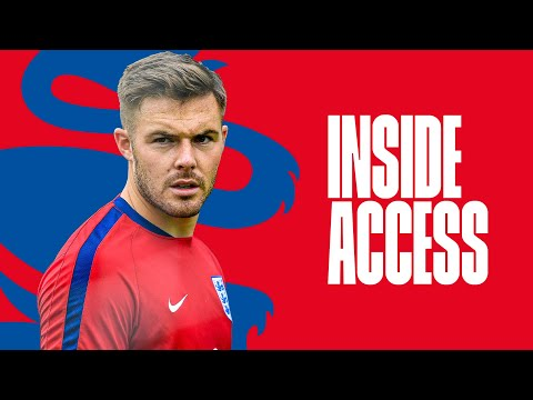 A Day in the Life of Jack Butland | Inside...