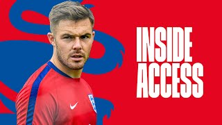 A Day in the Life of Jack Butland | Inside Access