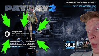 How to Install Mods for Payday 2! Tutorial