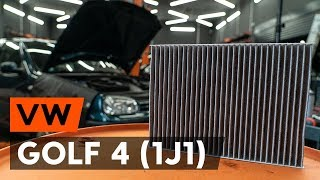 Hoe Stabilisator vervangen VW GOLF IV (1J1) - gratis instructievideo