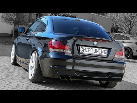 OK-Chiptuning - Softwareoptimierung BMW 135i E82 N54 | 400PS/665Nm