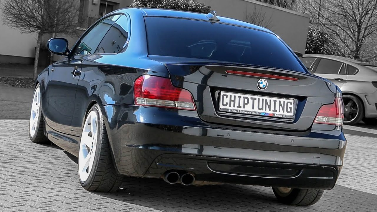 Ok Chiptuning Softwareoptimierung Bmw 135i E82 N54 400ps 665nm