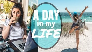 One of Backpacking Bananas's most viewed videos: My Day in the Life as a Digital Nomad in Perth
