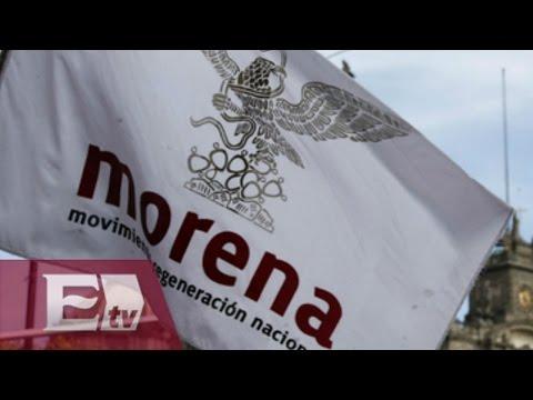 ¿Podrá Morena disputar hegemonía de la izquierda del PRD?  / Opiniones encontradas