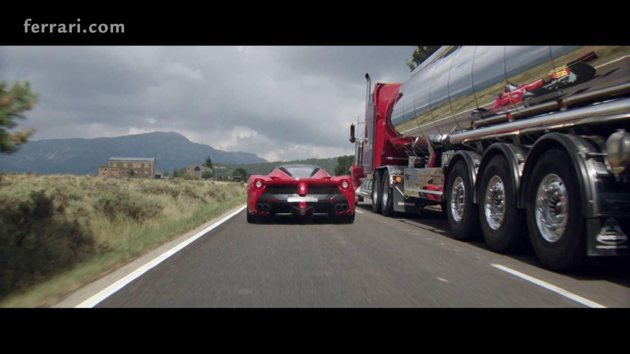 Ferrari LaFerrari Aperta launch video | Paris 2016 | PistonHeads