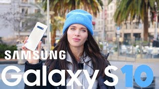 Samsung Galaxy S10: подозрительно хороши