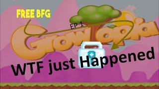 Growtopia | BFG to DL (Scam Fail & Drama) {Ep 1}