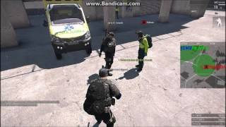 The amazing roleplay skills of a medic :O