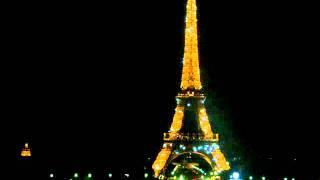 Eiffel Tower - Light Display