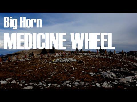 Medicine Wheel Big Horn Mountains, Wyoming