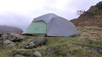 Sierra Designs Tents Youtube