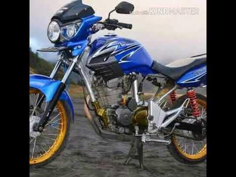 Modifikasi Honda Tiger Revo  (terbaru)