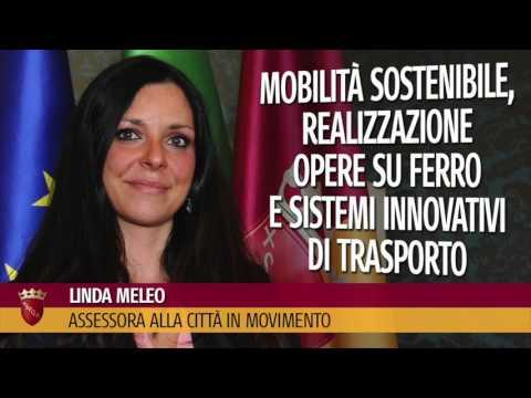 Linda Meleo - Radio Roma Capitale - 24/07/2017