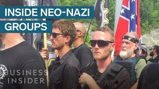 Neo-Nazis Let A Journalist In Their Group — Here