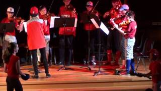 Take Me out to the Ball Game - Four  Part Violin - A Bench Clearing Brawl