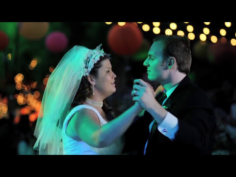 Las Vegas Romantic First Wedding Dance - Bridal Spectacular Bride