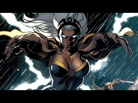 Superhero Origins Storm