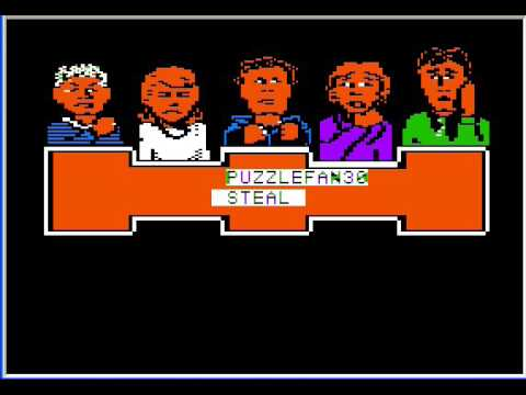 (PG-13 Rated) A Salute to Daytime Game Shows, Part 7: Family Feud (Apple II)