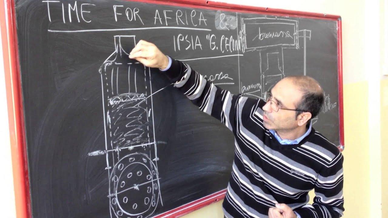 Lezione al ceconi progetto congiunto sulla pirolisi youtube for Bruciatore a pirolisi