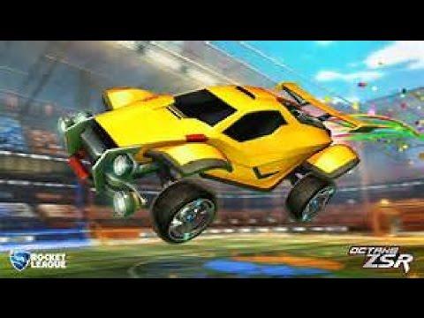 (Rocket League) Octane vs Octane ZSR | May The Better Car Win