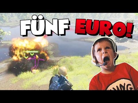 H1Z1 King of the Kill - FÜNF EURO !!!!! - Funny Moments #03