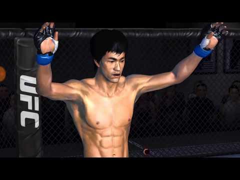 UFC Mobile Bruce Lee LightWeight Career Mode Stage 21 - 25