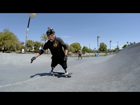 GoPro: For All The Good Times - An Army Veteran's Return to Skateboarding